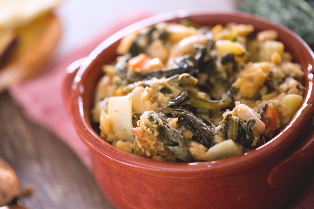 Ribollita (Tuscan soup)