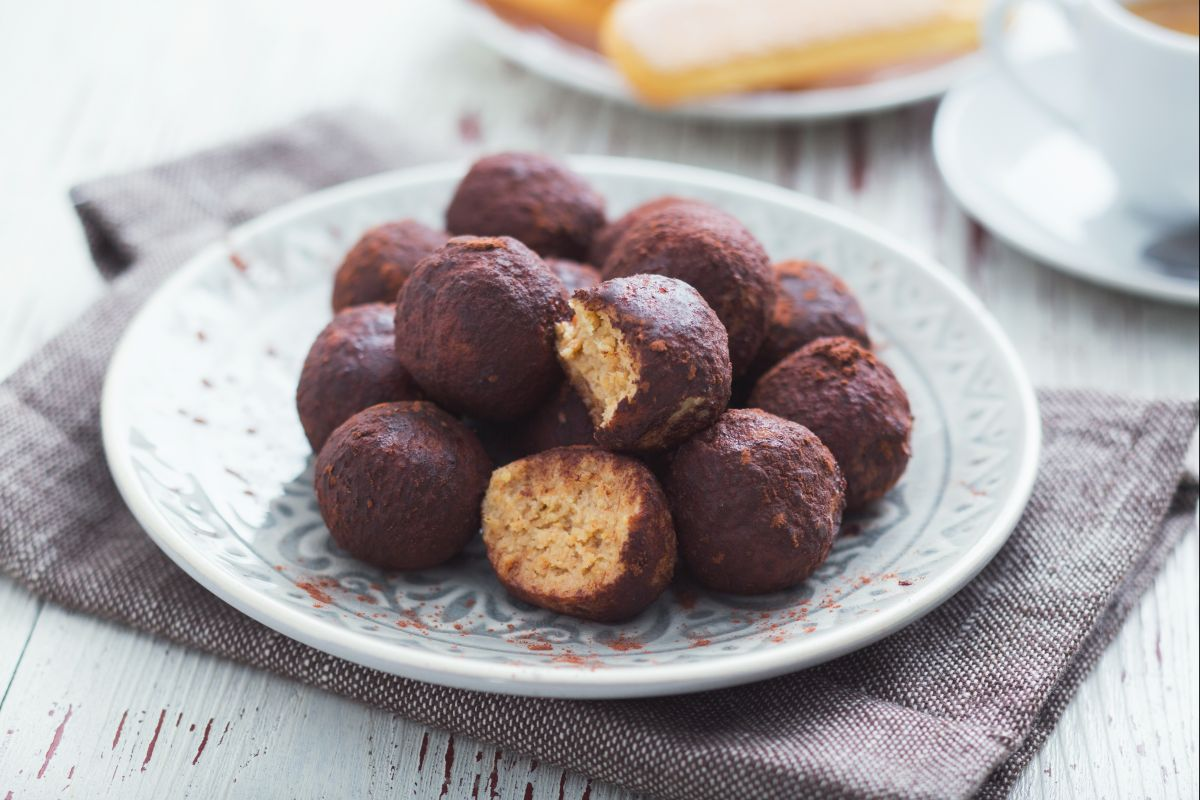 Tiramisù truffles